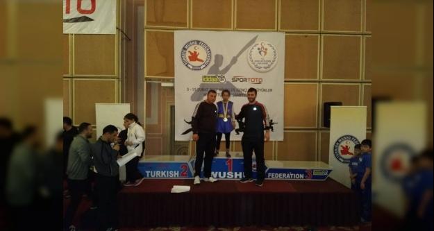 Wus- hu Türkiye şampiyonu Altunhisar'dan !
