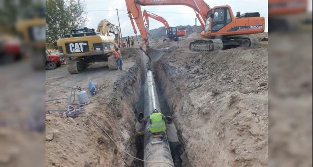 İçme Suyu Temini İçin Dev Projeler İnşa Ediliyor