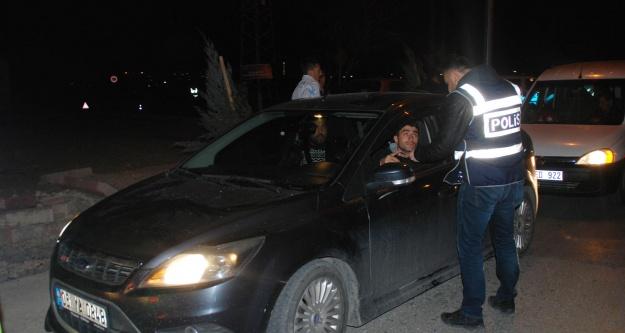 Niğde'de 290 polisle Huzur uygulaması