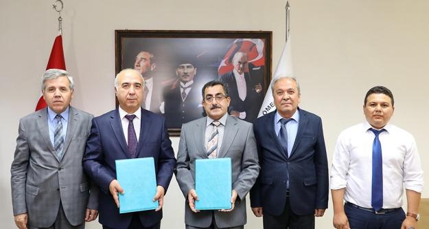 Tarım ve Orman Bakanlığı ile Üniversite Arasında Protokol İmzalandı