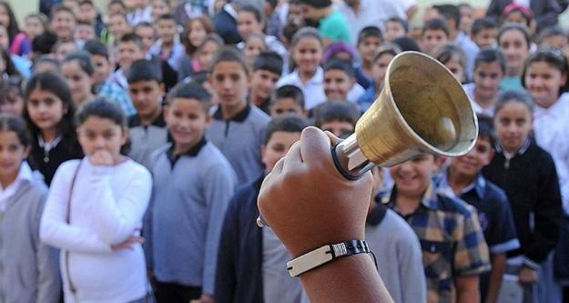 72 bin Öğrenci için ders zili bugün çaldı