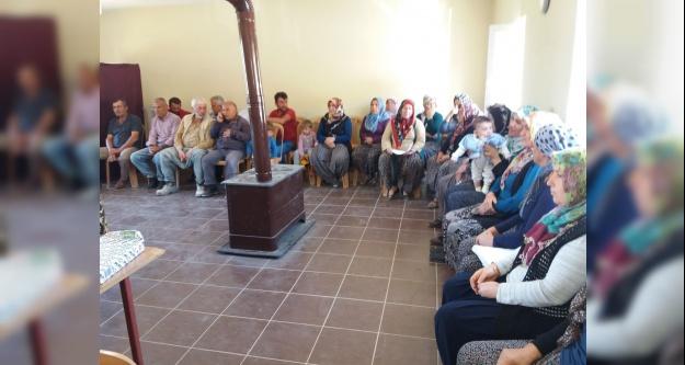 Hasangazi köyünde proje seçim heyecanı yaşanıyor