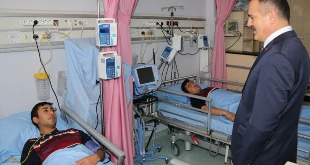 Niğdeli asker Hakkari'de yıldırım düşmesi sonrası yaralandı