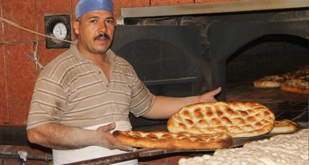 Niğde'de Ekmeğe 25 Kuruş Zam Geldi