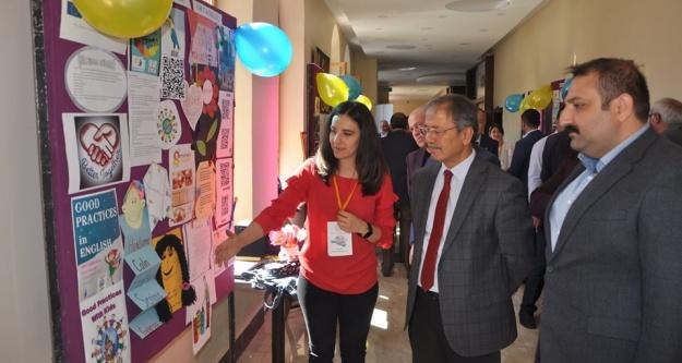 Erasmus+ ve eTwinning projeleri sergilendi