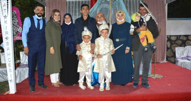 Adıgüzel Ailesinin Mutlu Günü