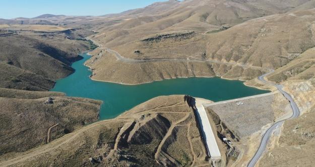 Çamardı'da 15 bin 710 dekar tarım arazisi modern sulama şebekesine kavuştu