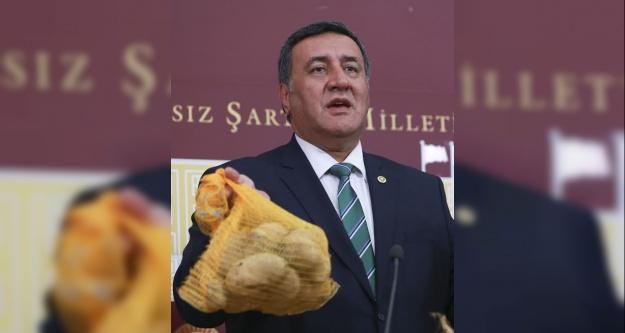 """Gürer, 'Yazlık patates alıcı bekliyor"""""""