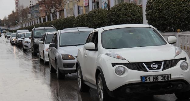 Niğde'de Temmuz ayında 3 bin 912 araç devri yapıldı