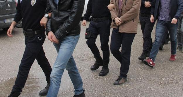 Aranması bulunan 7 şüpheli yakalandı