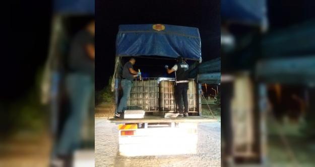 Bor ilçesinde 11 bin 750 kg kaçak akaryakıt ele geçirildi