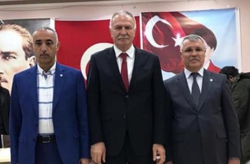İYİ Parti'den Özdemir'e geçmiş olsun dileği