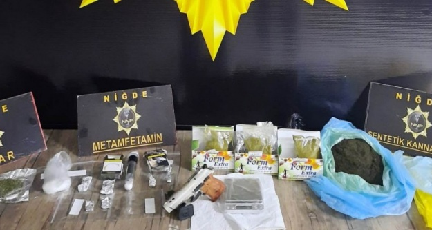 Narkotikten Torbacılara ve Uyuşturucu Kullanıcılarına 2 Ayrı Operasyon; 11 Gözaltı