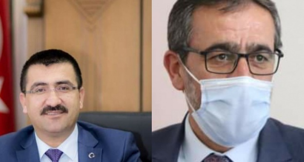 AK Parti Niğde İl ve İlçe Merkez Başkanlarının Covid-19 testi pozitif çıktı