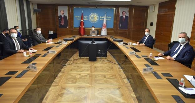 Milletvekilleri Bakan Pekcan İle Görüştü