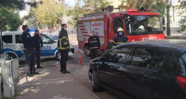 Niğde'de Gaz kaçağı ihbarını alan ekipler alarma geçti.