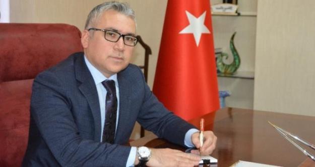 Valimiz Sayın Yılmaz Şimşek'in 02-08 Kasım Lösemili Çocuklar Haftası Mesajı