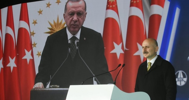 Türkiye'nin en akıllı yolu tamamen hizmete girdi