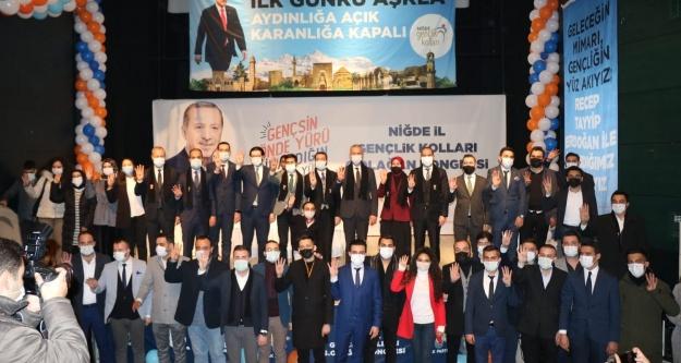 AK Parti Niğde Milletvekili Selim Gültekin gençlere seslendi