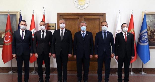 Ak Partiden Ankara Çıkarması