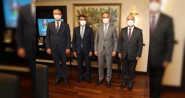 Diş Hekimliği Fakültesine 5 Milyon TL Ek Ödenek Müjdesi
