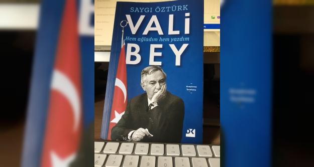 Vali Bey, Devlet Adamlığını Anlatan Gerçek Bir Kitap