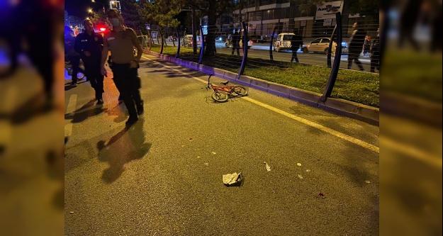 Bisikletle yola çıkan çocuğu kurtarmak istersen öldüler