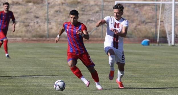 Niğde Anadolu FK-5-1 yenildi