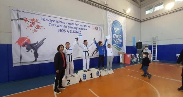 Didem Türkiye Şampiyonu oldu