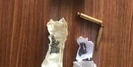 Niğde'de kalem şeklinde suikast silahı ele geçirildi