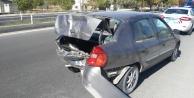 Kemerhisar'da kaza: 1 yaralı