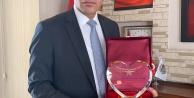 Başkan Serkan Güzel'e Uluslararası...