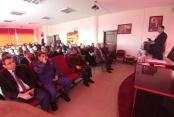 Bor ilçesinde bağımlılıkla mücadele toplantısı yapıldı
