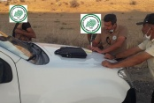 2 kaçak avcı yakalandı