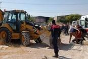 Bor Osb'de Kepçe Operatörü Vurulmuş Halde Bulundu