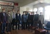 Başsavcı Yeniçeri'den şehit ailelerine ziyaret