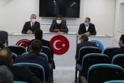 AK Partiden İttifak Ortağı MHP'ye Hayırlı Olsun Ziyareti