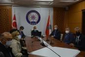 Kadına Yönelik Şiddete Karşı bilgilendirme toplantısı düzenlendi