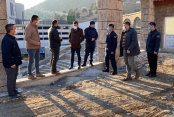 Kaymakam Nar'ın Köy Ziyaretleri Devam Ediyor
