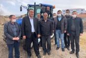 """Gürer, """"Tarım arazilerinin azalması kaygı verici boyutlara ulaştı"""""""