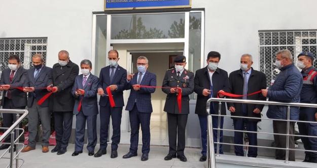Kemerhisar Karakolu 7 Yıl Sonra Tekrar Hizmete Açıldı