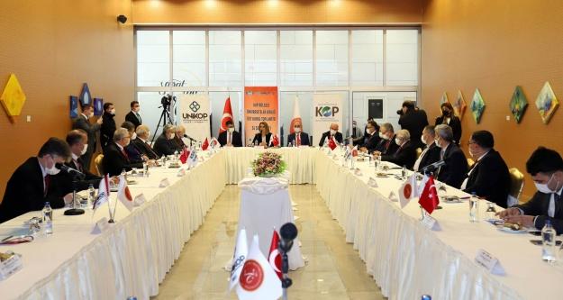 UNİKOP'un Dönem Başkanlığı Nevşehir'de