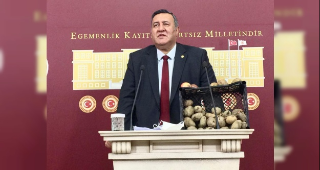 Gürer, 'ekonomik reform paketinde çiftçi unutuldu