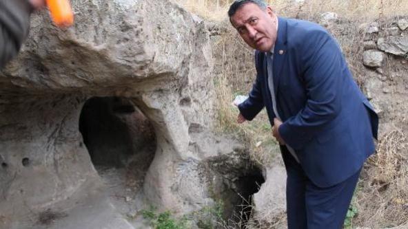 Kavlaktepe Yeraltı Şehri Kaderine Terk Edildi!