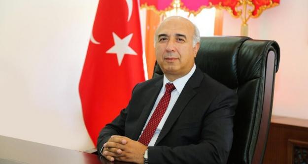 Rektör Prof. Dr. Kar'dan Miraç Kandili Mesajı