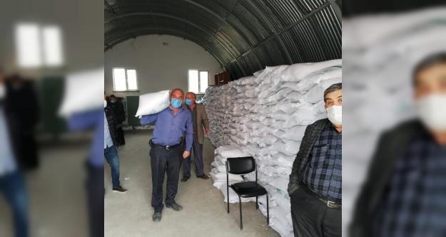 Çiftçilere yüzde 75 Hibeli Tohum Dağıtımı Başladı
