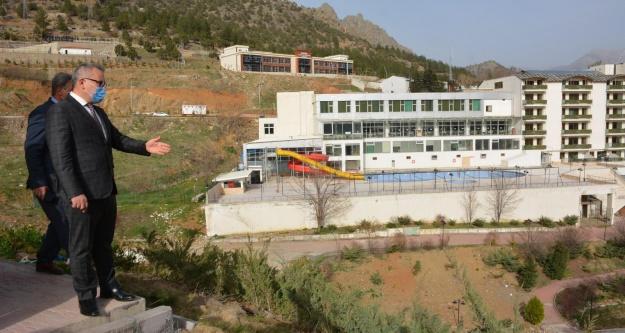 Çiftehan'a Yatırım Var Narlıgöl İlgisiz!