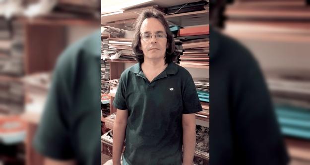 Uruguay'lı sanatçı Ignacio De Mattos Rodríguez Röportajı