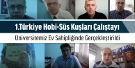 1.Türkiye Hobi-Süs Kuşları Çalıştayı Gerçekleştirildi